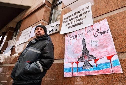Điều gì thúc đẩy Tổng thống Erdogan xin lỗi vụ bắn rơi Su-24? - Ảnh 1
