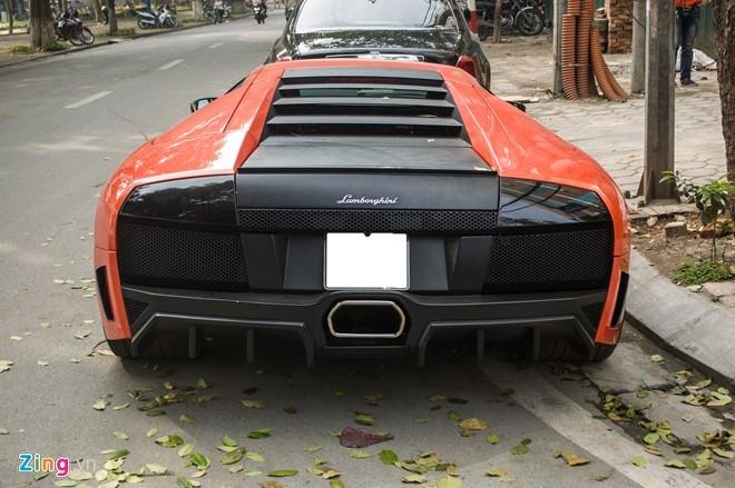 Loat sieu xe Lamborghini do dinh dam tai Viet Nam hinh anh 4