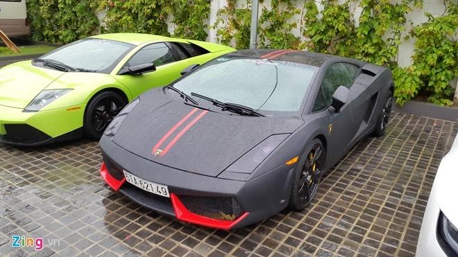 Loat sieu xe Lamborghini do dinh dam tai Viet Nam hinh anh 6