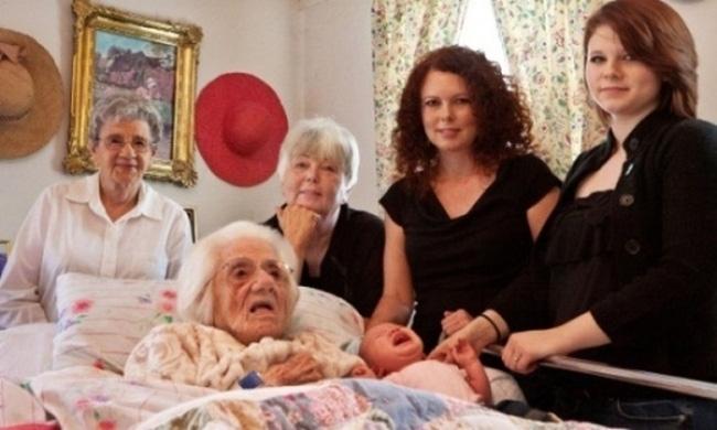 Những bức ảnh gia đình khiến hàng triệu người bật khóc - Ảnh 9.