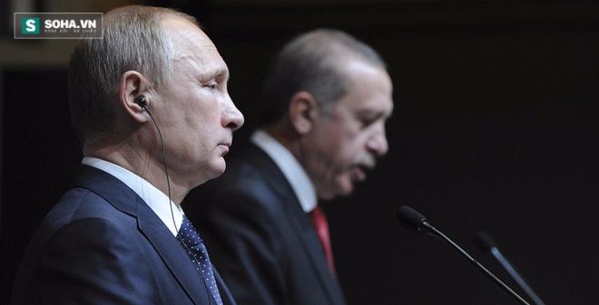 Ông Putin sẽ điện đàm với Tổng thống Thổ Nhĩ Kỳ Erdogan