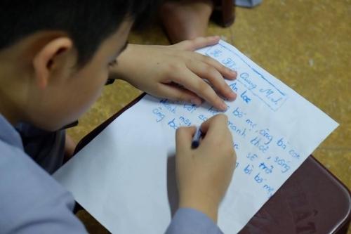 Theo chân các cô ấm cậu chiêu Hà Nội lên chùa tham dự khóa tu mùa hè - Ảnh 9