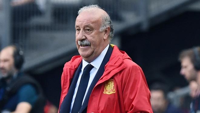 Vừa bị loại, Tây Ban Nha lại đón thêm tin sốc về HLV Del Bosque - Ảnh 1.