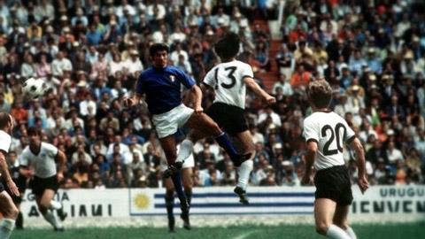Italia và Đức đã tạo nên trận bán kết không tưởng