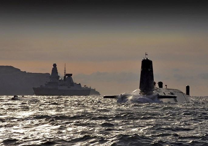 Anh sẽ phải rút vũ khí hạt nhân khỏi Scotland sau khi rời EU? - ảnh 2