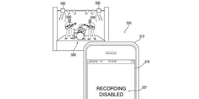 Apple se ngan iPhone quay phim, chup anh o noi nhay cam hinh anh 1