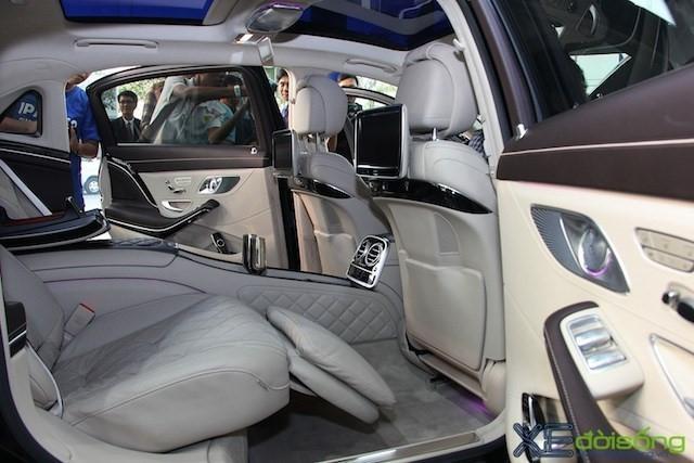 Chạy thuế, siêu sang Maybach S600 hết hàng trong tháng 6 - ảnh 3