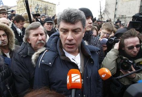 Cựu Phó Thủ tướng Boris Nemtsov.