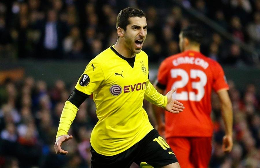 Mkhitaryan, tin chuyển nhượng, MU, Dortmund,Mourinho không bị sa thải