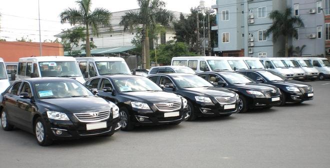 Quy trình để xác định giá 390 triệu đồng cho 264 chiếc xe công