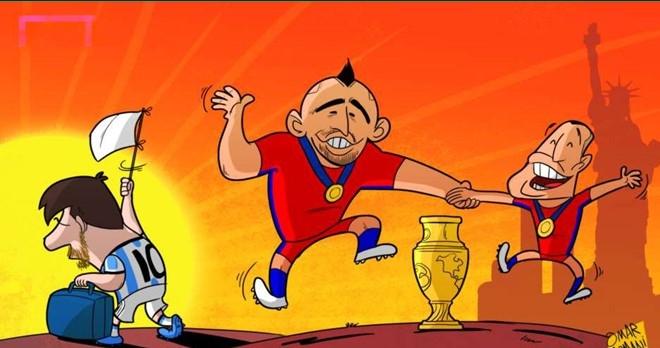 Ronaldo keu goi Messi manh me, dung bo cuoc hinh anh 2
