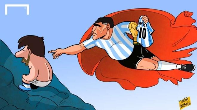 Ronaldo keu goi Messi manh me, dung bo cuoc hinh anh 5