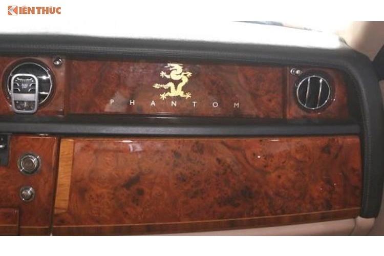 Sieu xe Rolls-Royce Phantom Rong