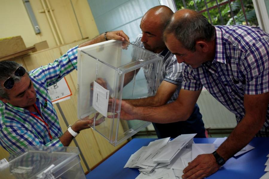 Tây Ban Nha hậu bầu cử: Bế tắc vẫn hoàn bế tắc  - ảnh 1