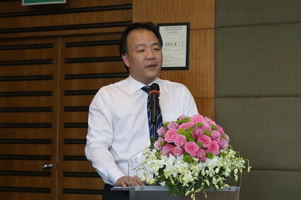 Ông Trần Hữu Linh chính thức đảm nhiệm vị trí Chánh văn phòng Bộ Công Thương từ ngày 29/6/2016.