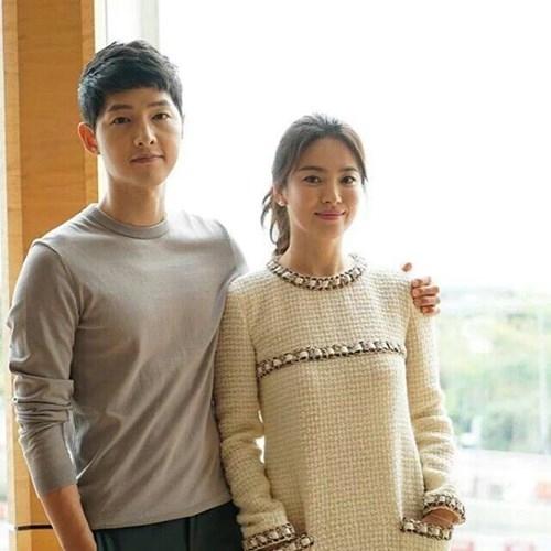 Công ty quản lý phủ nhận tin Song Joong Ki có bạn gái bí mật - Ảnh 4.