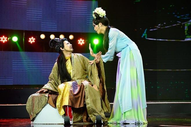 Hoc tro Hoai Linh dung chan sau nhieu tuan bi Tran Thanh che hinh anh 6