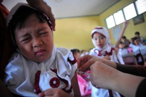 Indonesia phá đường dây cung cấp vaccine giả cho 30 bệnh viện 13 năm - Ảnh 1