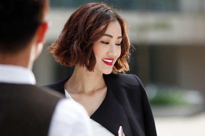 Maya vào vai cô gái sang chảnh trong phim về Sài Gòn