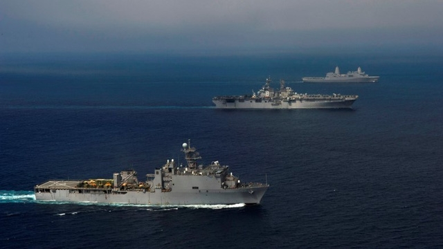 (Ảnh minh họa: US Navy)