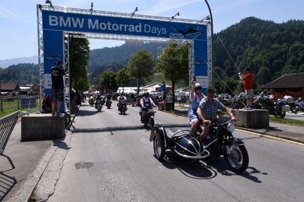 Sắp diễn ra ngày hội lớn nhất thế giới cho biker thích xe BMW - ảnh 1