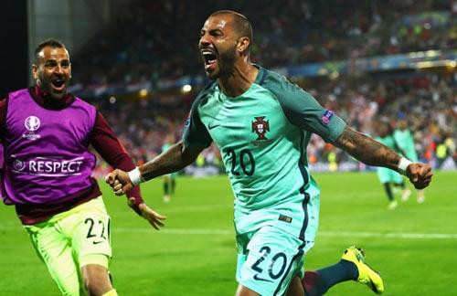 Bồ Đào Nha-Ronaldo: Vô địch EURO với 7 trận hòa liên tiếp? - 2