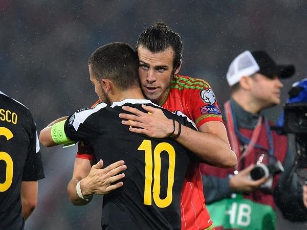 Jordan Lukaku cho rằng Eden Hazard ở đẳng cấp thấp hơn Gareth Bale