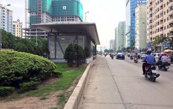 Hà Nội sẽ vận hành thử tuyến xe buýt nhanh đầu tiên của cả nước vào cuối năm nay