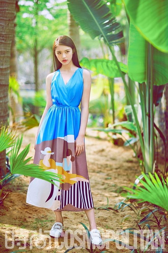 'My nhan ngu' cua Chau Tinh Tri so hao quang nho sac dep hinh anh 3