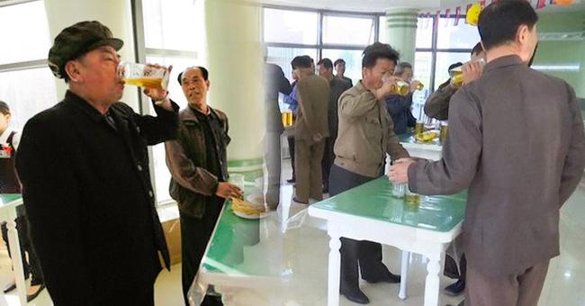 Người dân Triều Tiên đi bar như thế nào? - Ảnh 2.