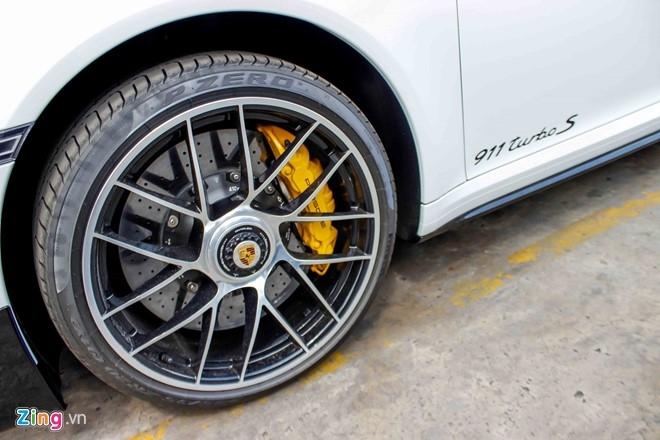 Sieu xe Porsche 911 Turbo S thu 2 ve Viet Nam gia 14,5 ty hinh anh 7