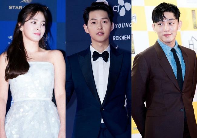 Song Hye Kyo bảo vệ Song Joong Ki trước tin đồn giải khuây cùng Yoochun - Ảnh 1.