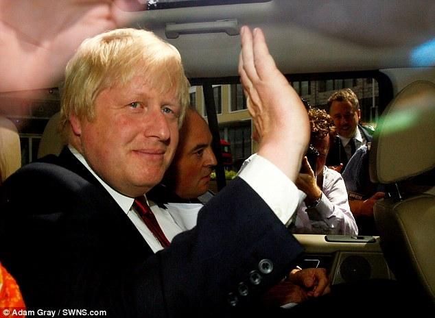 Cựu thị trưởng London Boris Johnson hôm 30-6 tuyên bố từ bỏ cuộc đua làm thủ tướng khiến nhiều người không khỏi sốc. Ảnh: Daily Mail