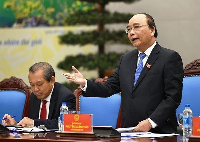 Thu tuong: Len ke hoach su dung tien boi thuong cua Formosa hinh anh 1