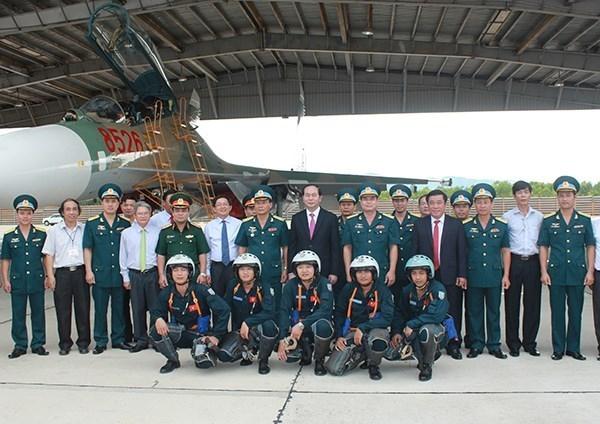 Đơn vị nào bảo vệ Trường Sa khi Su-30MK2 đang tạm ngừng bay? - Ảnh 1.