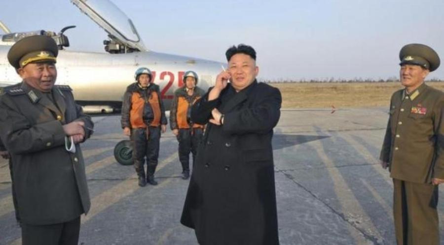 Ông Kim Jong-un tăng 40 kg sau bốn năm cầm quyền - ảnh 1