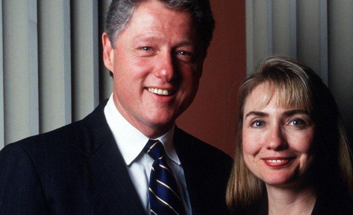 Hillary Clinton, Bill Clinton, đệ nhất phu nhân, Tổng thống Mỹ