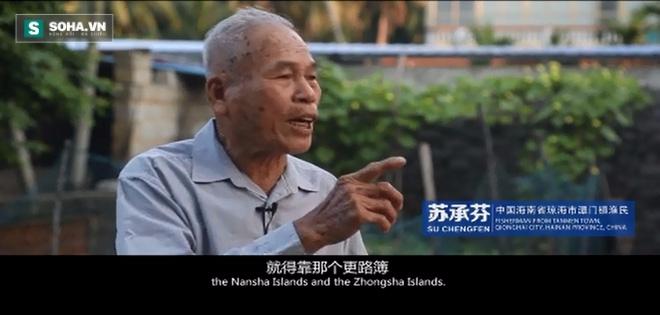 TQ tung loạt video nhận vơ trắng trợn chủ quyền Biển Đông - Ảnh 2.