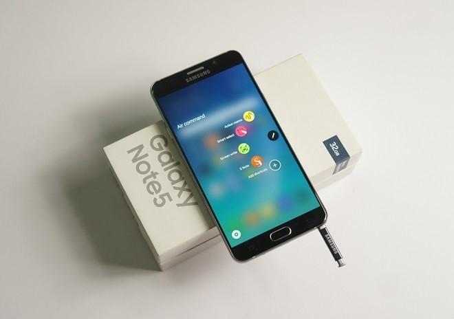 Galaxy Note 5 giam gia 1 trieu, don duong cho Note 7 hinh anh 1
