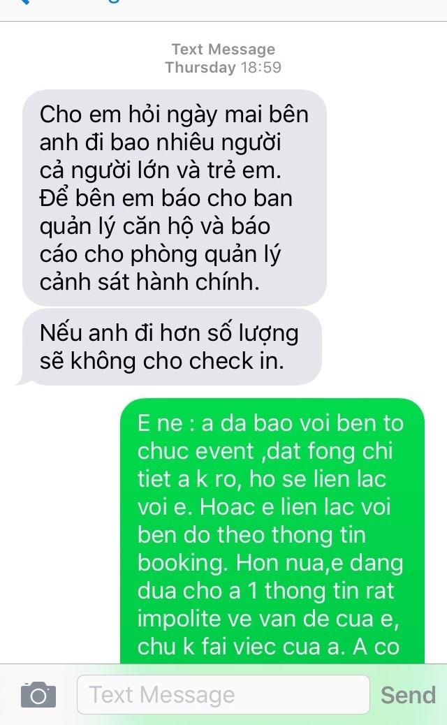 Khách bị chửi Không có văn hóa! khi phản hồi về nơi mình nghỉ dưỡng ở Nha Trang - Ảnh 1.