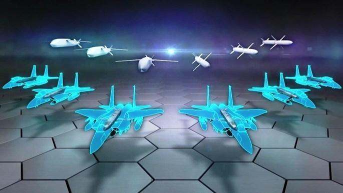 Không quân Mỹ dùng 'máy bay mồi' đối phó phòng không của đối phương - ảnh 2