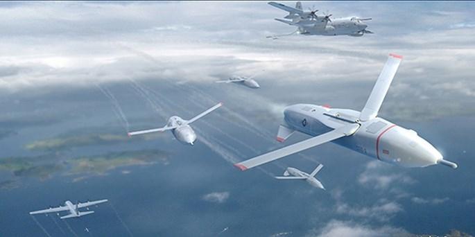 Không quân Mỹ dùng 'máy bay mồi' đối phó phòng không của đối phương - ảnh 3