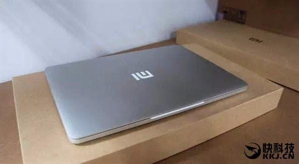 Lo anh 'MacBook gia re' cua Xiaomi hinh anh 1
