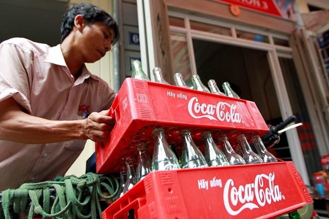 Nhung vu be boi dinh dam cua Coca Cola hinh anh 2
