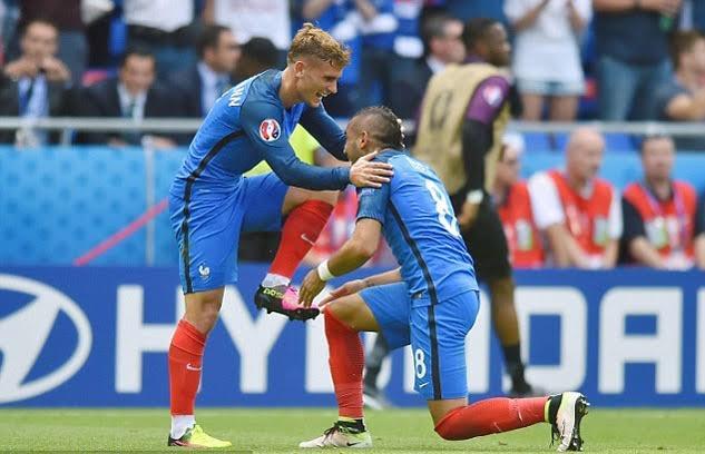 Pháp vs Iceland, Pháp, Iceland, Euro 2016, tứ kết Euro 2016