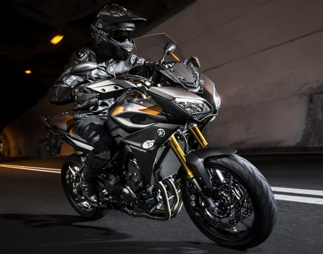 Yamaha MT-09 Tracer 2016 co gia ban 15.000 USD o Malaysia hinh anh 1