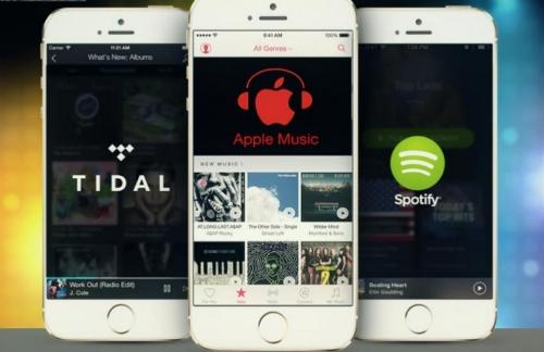 Apple muốn tăng vị thế trong lĩnh vực cung cấp dịch vụ nghe nhạc online.