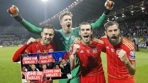 Kỳ tích ở EURO 2016 đã thay đổi cả Xứ Wales