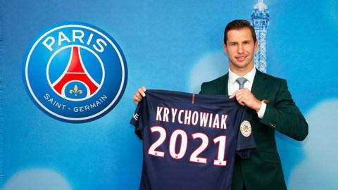 PSG chi 34 triệu bảng mua Krychowiak