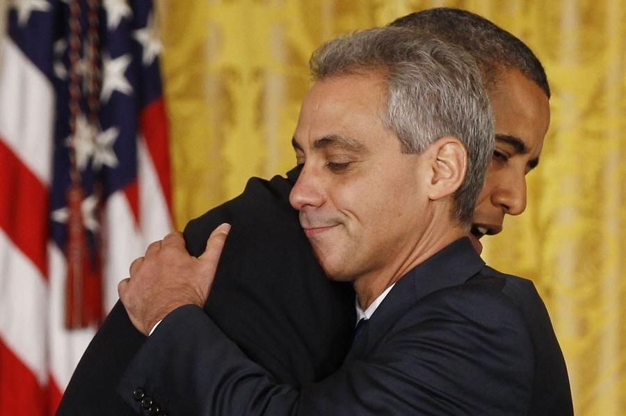 Rời nhiệm sở, ông Obama sẽ đi bán áo thun? - ảnh 1